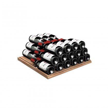 Universal storage shelf - Wood front, 5000 Series & Collection range