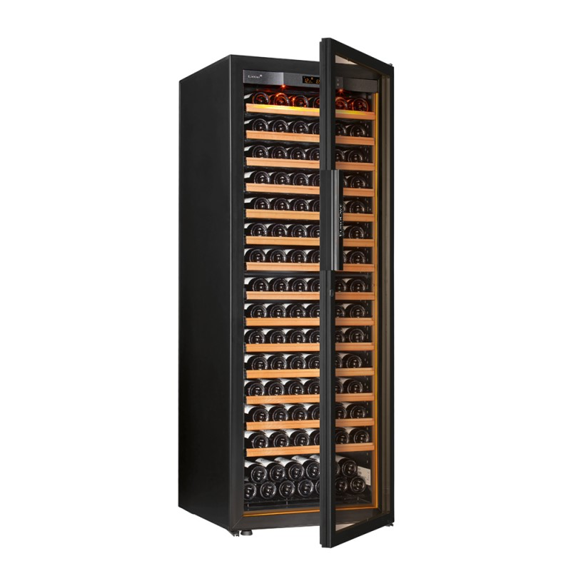 Wine cabinet 1 temperature large model 6000 series eurocave - Cave a vin double temperature ...