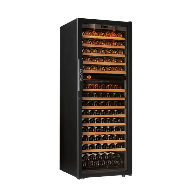 wine cabinet 2 temperatures large model 6000 series eurocave. Black Bedroom Furniture Sets. Home Design Ideas