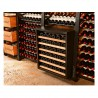 Modulosteel - Wine Cellar modular and contemporary storage concept