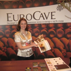 EuroCave Professional was on the Moscow SIRHA fair!