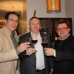 Wine by the Glass workshop : a Parisian stage in partnership with a famous wine