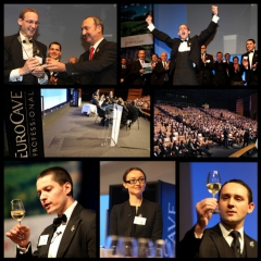 Romain Iltis, crowned best french Sommelier 2012 !