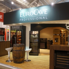 EuroCave Professional was in FHA show in Singapore !
