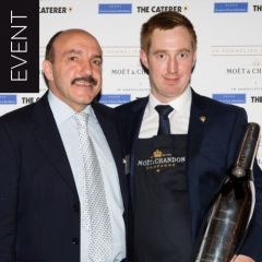 Tanguy Martin is the new UK Sommelier of the year 2015.