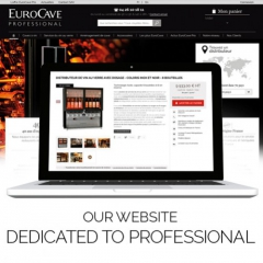 All of our EuroCave Professional solutions in just one click!