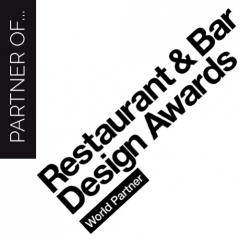 EuroCave Professional : a world partner of the Restaurant & Bar Design Awards!