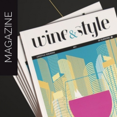  Wine&Style   The new lifestyle magazine by EuroCave