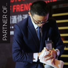 EuroCave, partner of China's Best Sommelier Competition of French Wine