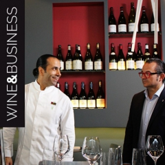 [VIDEO REPORTAGE] Fabrice Sommier meets the michelin-starred chef, Clovis Khoury