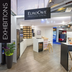 EuroCave at SIRHA 2021 from 23-27 September in Lyon, France